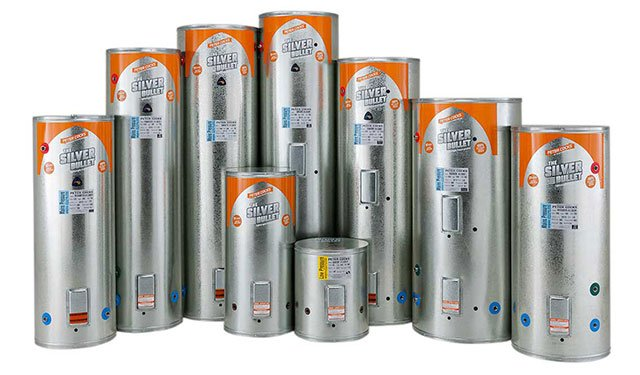Wetback Hot Water Cylinders