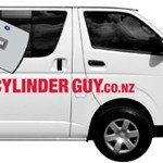 The Cylinder Guy Van