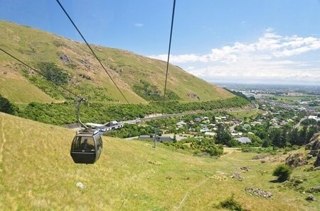 christchurch-gondola
