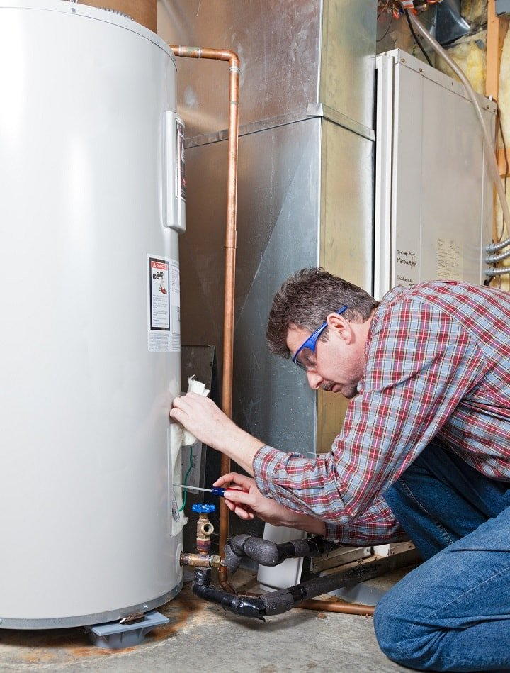 Hot Water Cylinder Maintenance