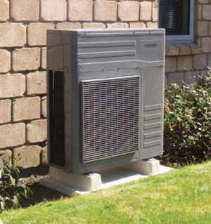 Exceed heat pump